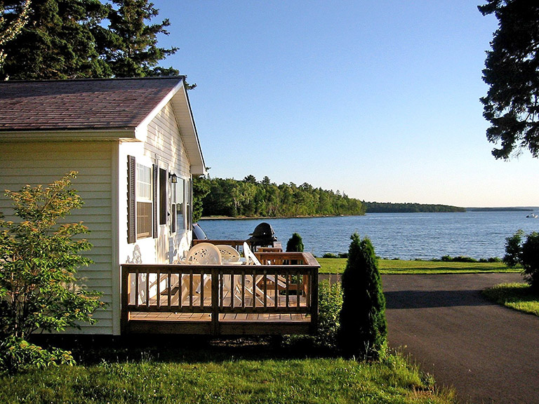 cottage rentals bar harbor maine lakeside cabin rentals